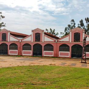 Oficina de Locomotivas